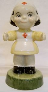 Carlton Ware Kids Figurine - The Nurse - Limited Edition - OUT OF STOCK